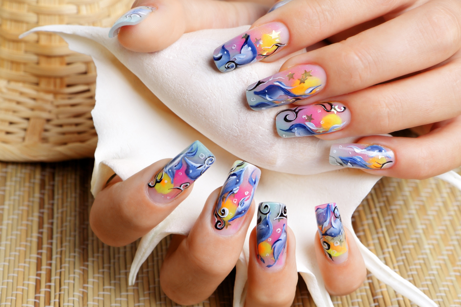 Nail Art and Extension in kolkata